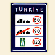Beste Traffic Speed ​​Limit Turkey - Turkije