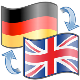 German English Dictionary - Tyskland