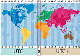 UTC / GMT Time Zones - Turkije