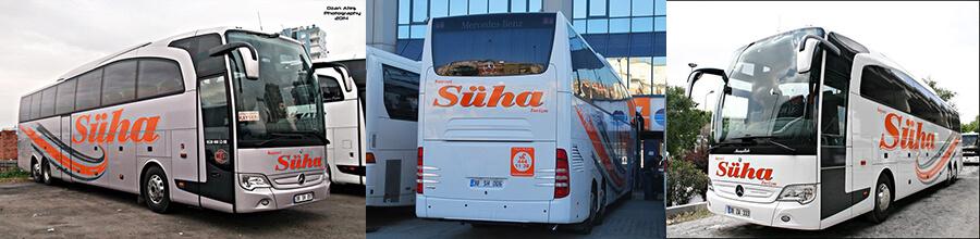 Süha Otobüs Bileti